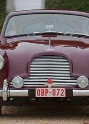 1955 Aston Martin DB2/4 Sports Saloon