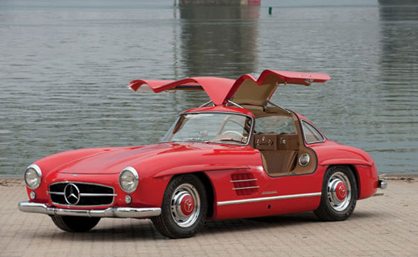 Mercedes benz 300sl gullwing for sale for Mercedes benz 300sl gullwing for sale