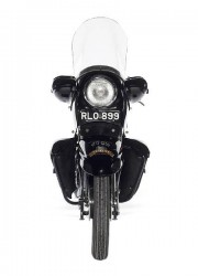 1955 Vincent 998cc Black Knight