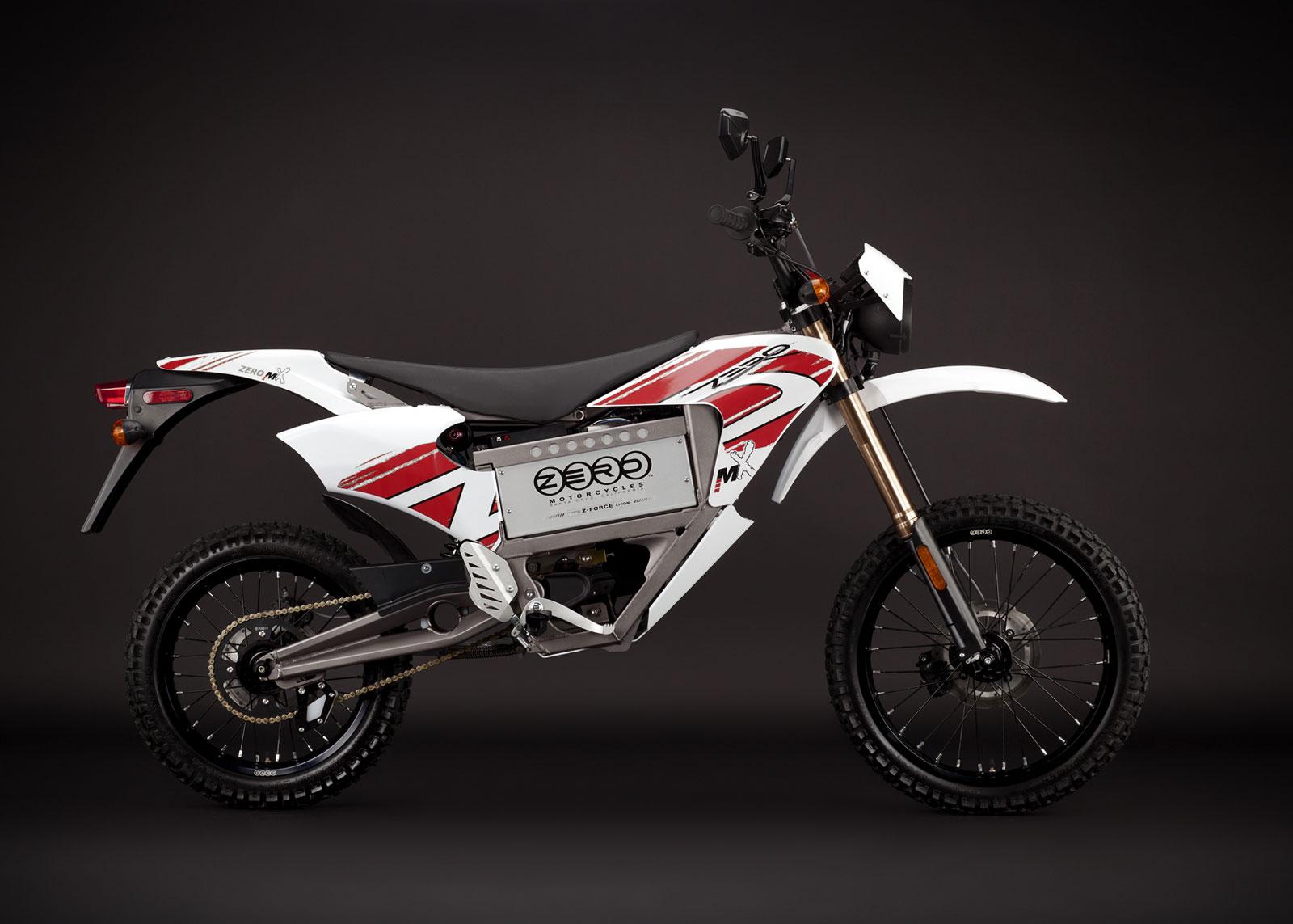 2011 Zero MX