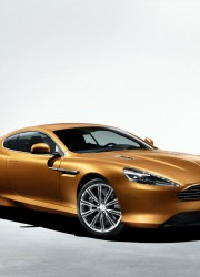 2012 Aston Martin Virage Coupe
