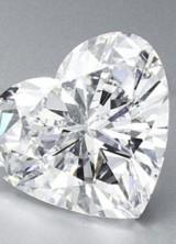 Love Worth More Than $8 Million – 56 Carat Heart-Shaped Diamond