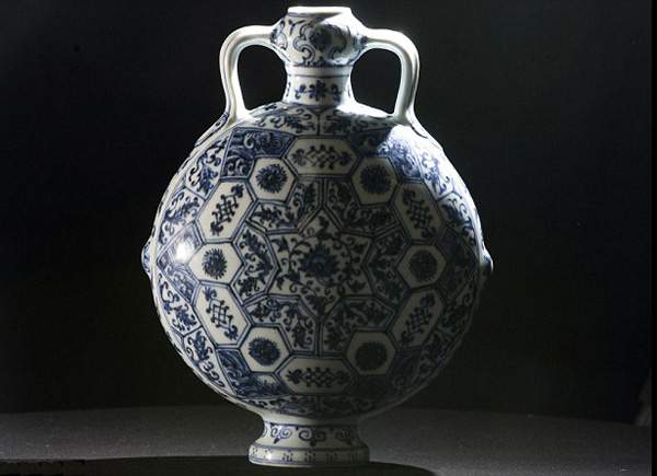 600-Year Old Chinese Vase