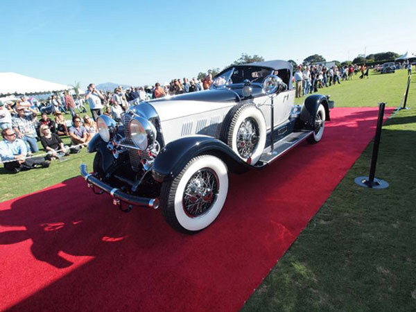 2011 Desert Classic Concours d'Elegance to Celebrate Indy 500's 100th Anniversary