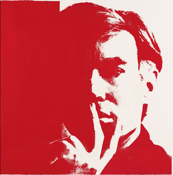 Andy Warhol Self-Portrait