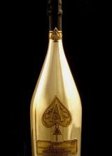 World's Largest Champagne Bottle – Armand de Brignac The Midas
