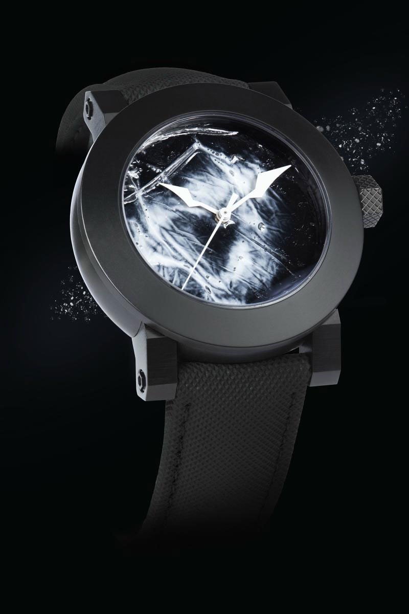 Artya Art Piece Liquid Dial Watch