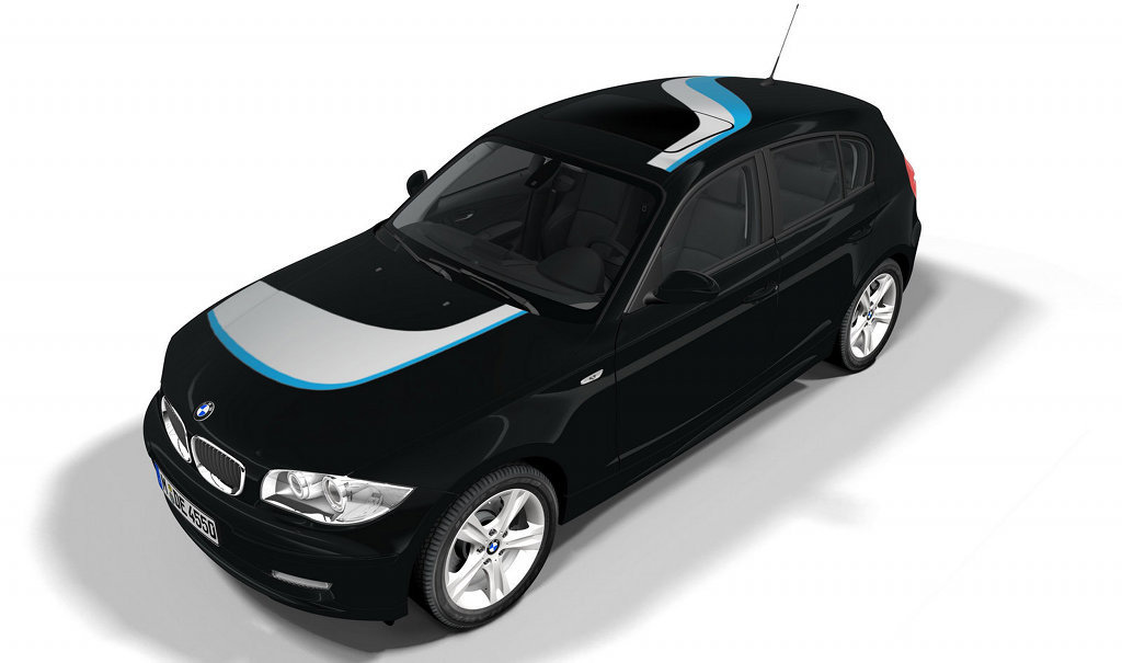 BMW 1-Series Facebook Edition
