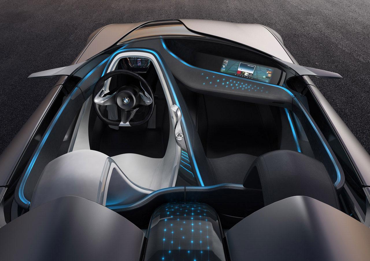 BMW Vision ConnectedDrive Concept Vehicle