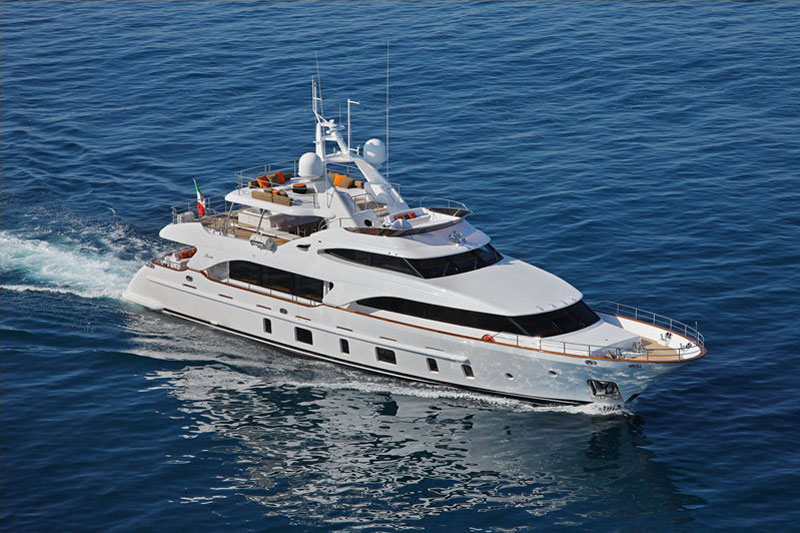 Benetti Tradition 105&#8242; Speryacht &#8211; Blend Tradition and Innovation