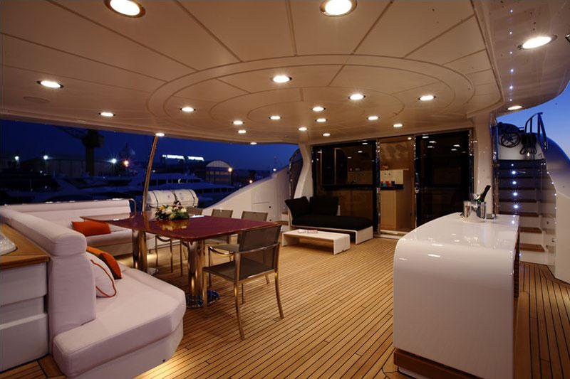Benetti Tradition 105' Superyacht