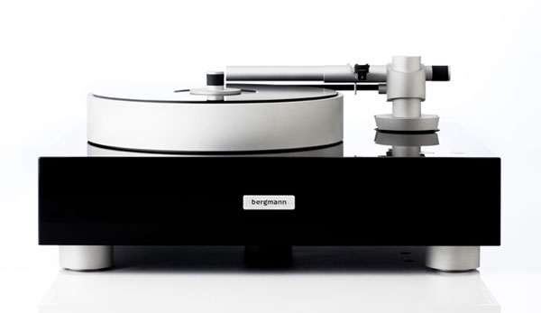 Bergmann Audio Sleipner Airbearing Turntable &#8211; Nothing but the Best from Records