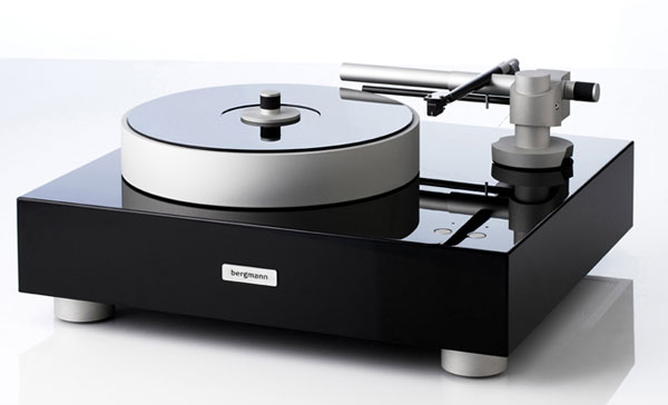 Bergmann Audio Sleipner Airbearing Turntable