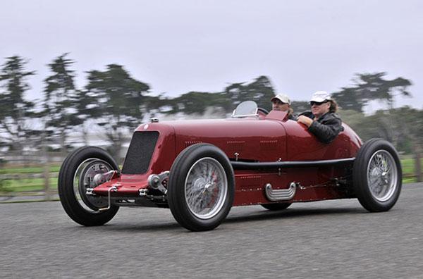 Bill Pope's Maserati 8CM
