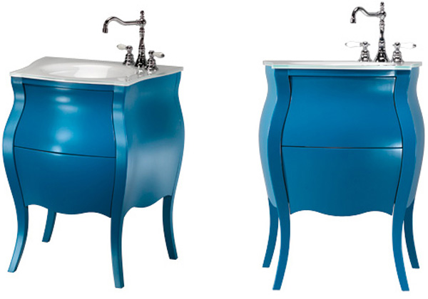 Bon Bon Small Bathroom Vanity from Ypsilon