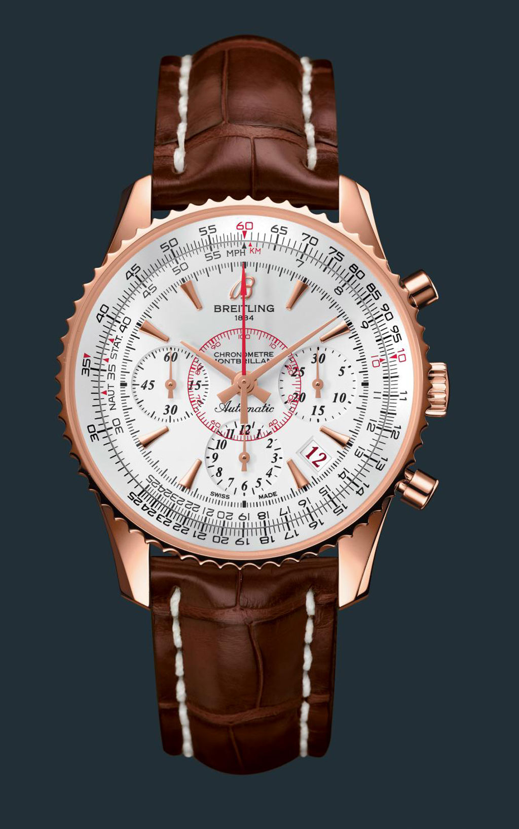 Limited Edition Birthday Collection: Limited Edition Breitling Montbrillant 01 Chronograph