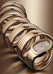 Bulgari Serpenti 7 Coil Watch Wraps Your Arm
