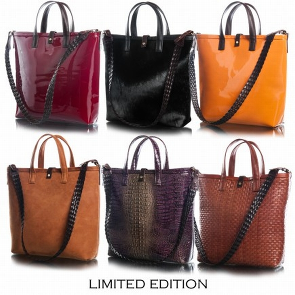 Limited Edition Calgary Unisex Tote-Style Bag - Balance of Fashion ...