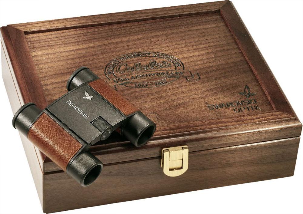 Cabela's 50th Anniversary Swarovski Tyrol 8x20 Binoculars
