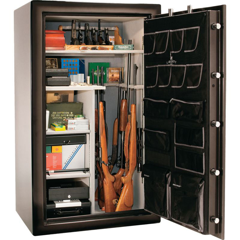 Cabela's 50th Anniversary Safe by Liberty