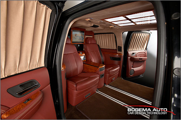 Cadillac Escalade Esv Xxxl Exclusive Stretched Vip Business Limousine Extravaganzi