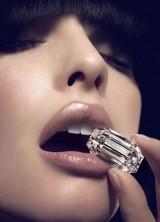 Chopard Presents 85-Carat Emerald Cut Diamond