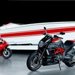 Cigarette Racing 42X Ducati Edition Powerboat