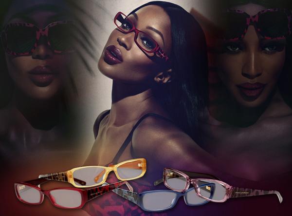 Dolce & Gabbana Animalier Eyewear collection
