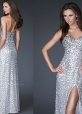 Diamond Prom Dress Will Turn You Into The Prom Queen
