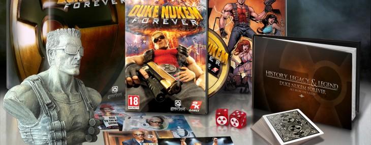 Duke Nukem Forever Balls Of Steel Edition
