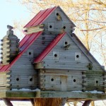Extreme BirdHouse Will Spoil Your Feathered Friends