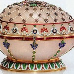 Viktor Vekselberg's Faberge Eggs Go To Exhibition To The Vatican