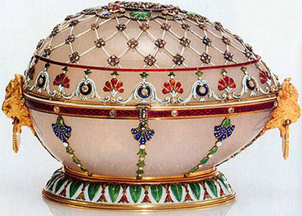 Faberge Imperial Easter Eggs