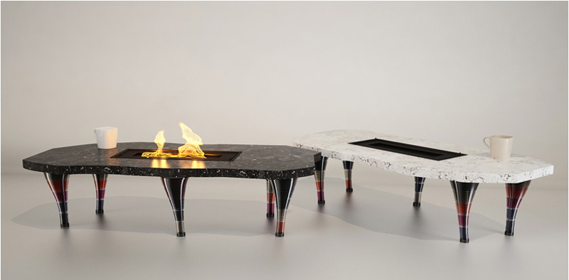 Flying Cavalries' Fireplaces Will Catch Fire Your Imagination