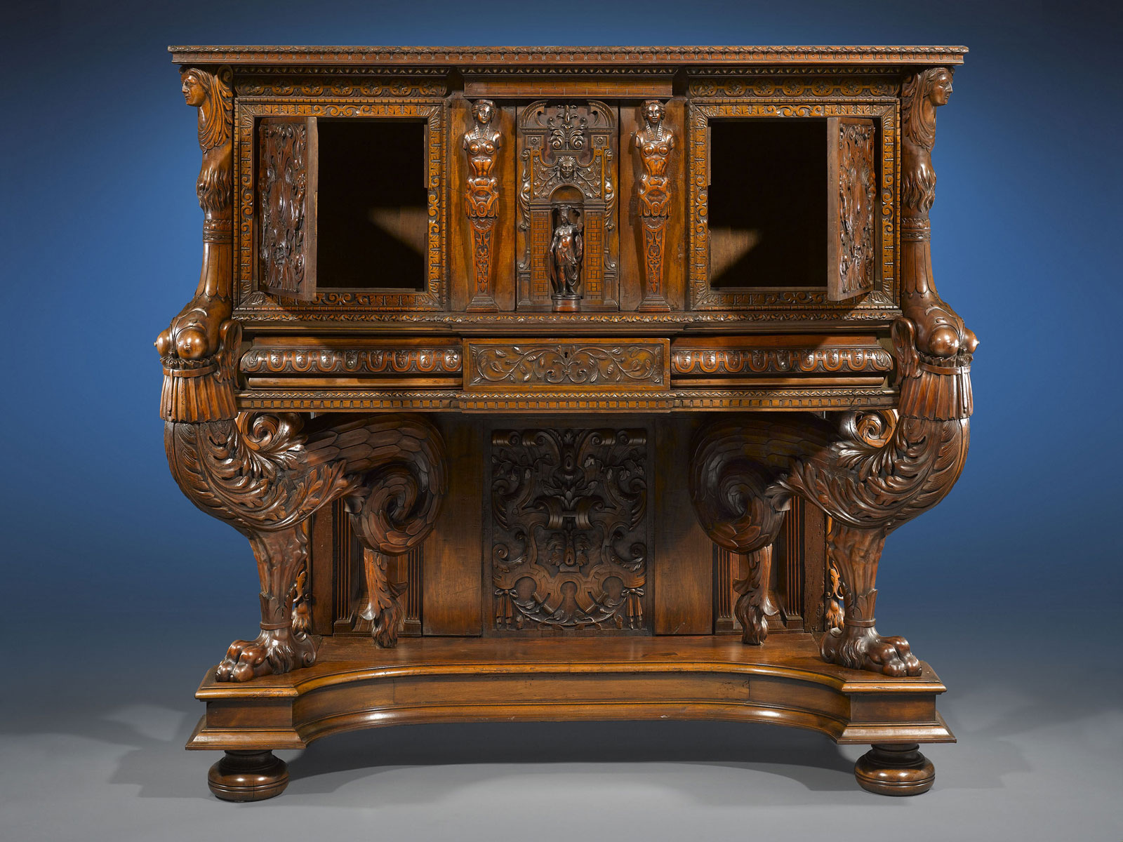 The Francis I Renaissance Sideboard