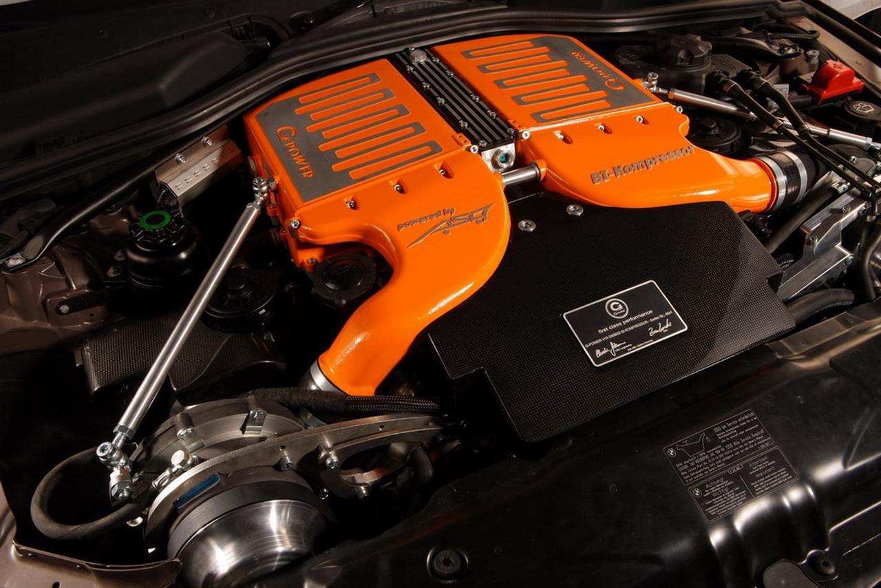 G Power Hurricane RS BMW M5 Touring