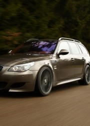 G Power Hurricane RS BMW M5 Touring – The World's Fastest Station Wagon
