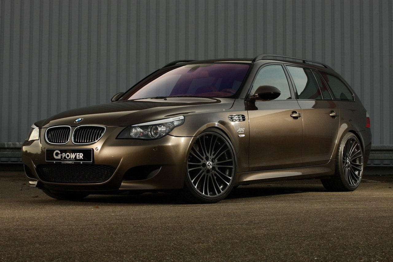 g power hurricane rs bmw m5 touring the world 39 s fastest station wagon extravaganzi. Black Bedroom Furniture Sets. Home Design Ideas