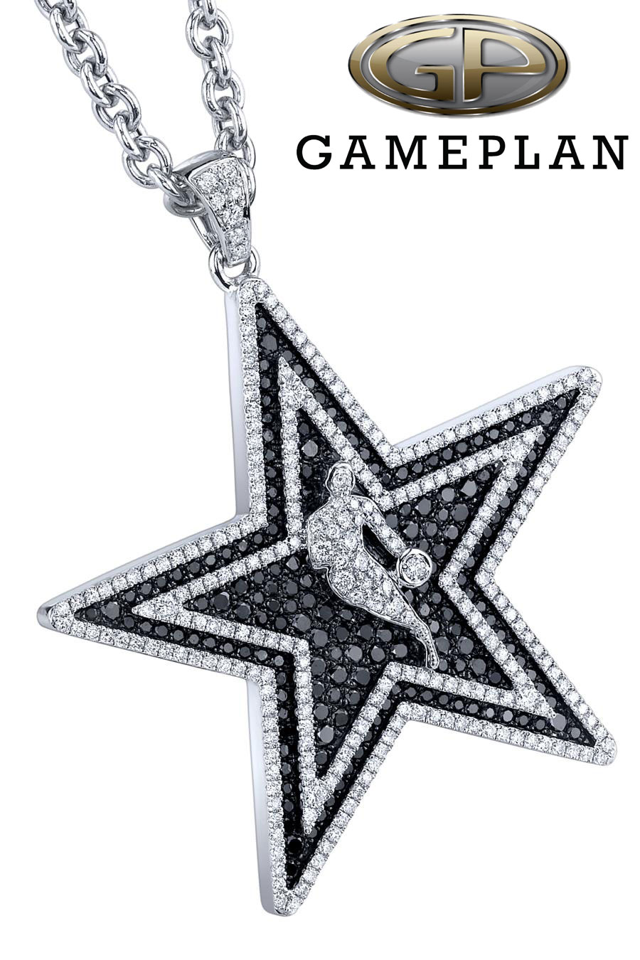 Gameplan NBA Diamond Jewelry All Star