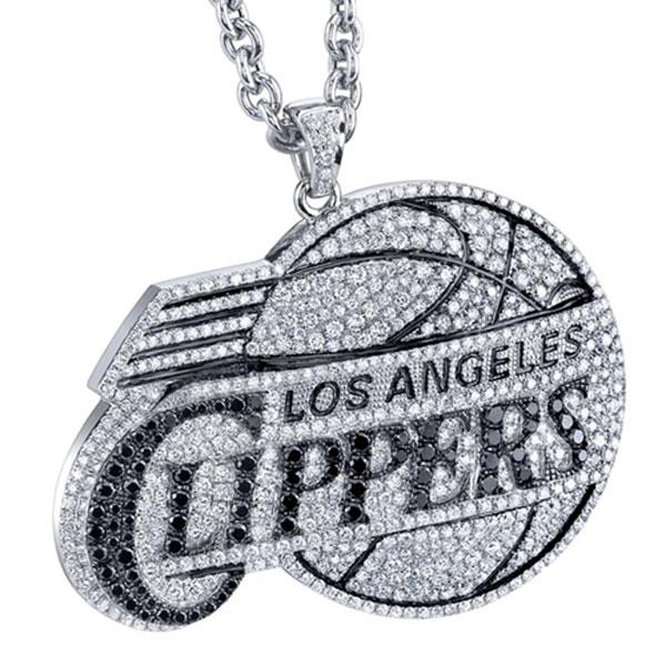Gameplan NBA Diamond Jewelry LA Clippers