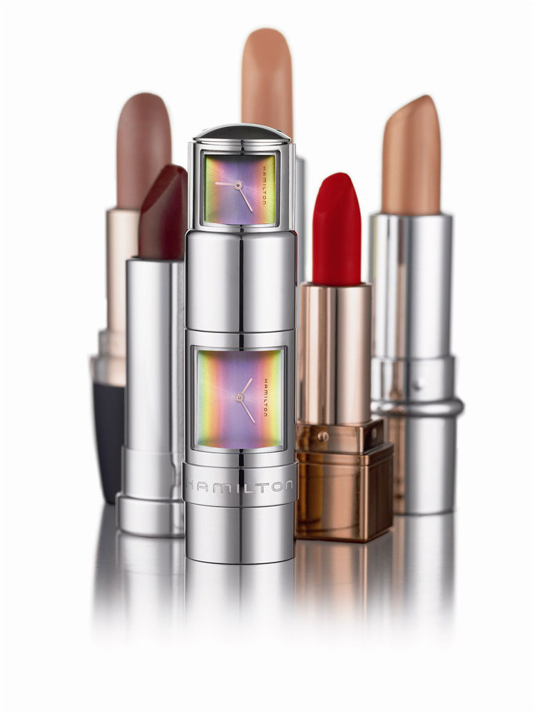Hamilton Lipstick Ladies Watch