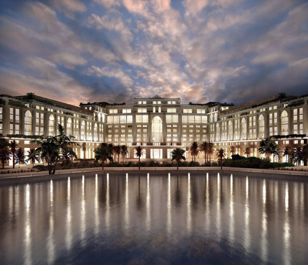 Luxury hotel palazzo versace dubai 80 sold out for Luxury travel in dubai