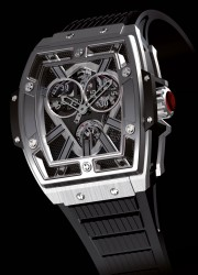 Hublot Masterpiece MP-01 Collection – First Hublot Barrel-shaped Watch