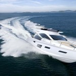 BMW DesignworksUSA Launched Luxury Yacht – Intermarine 55