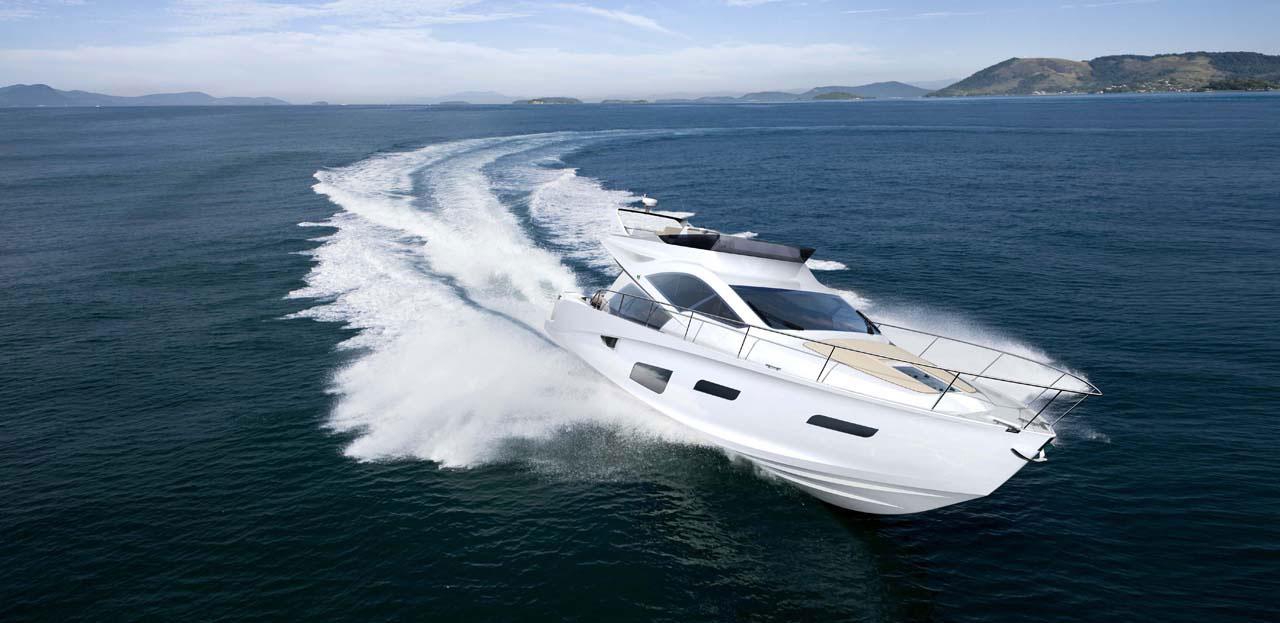Intermarine 55 Yacht by BMW DesignworksUSA