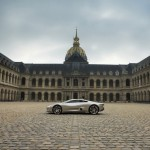 Louis Vuitton Classic Concept Award for Jaguar C-X75