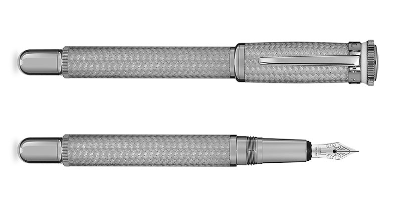 Alfred Dunhill Limited Edition Sentryman Explorer II Fountain Pen