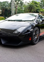 Lamborghini Gallardo Singapore Edition