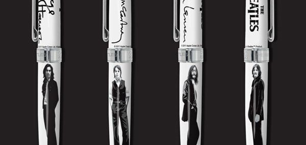 Limited-Edition-The-Beatles-Pens