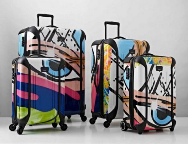 Limited Edition Tumi Tag Luggage